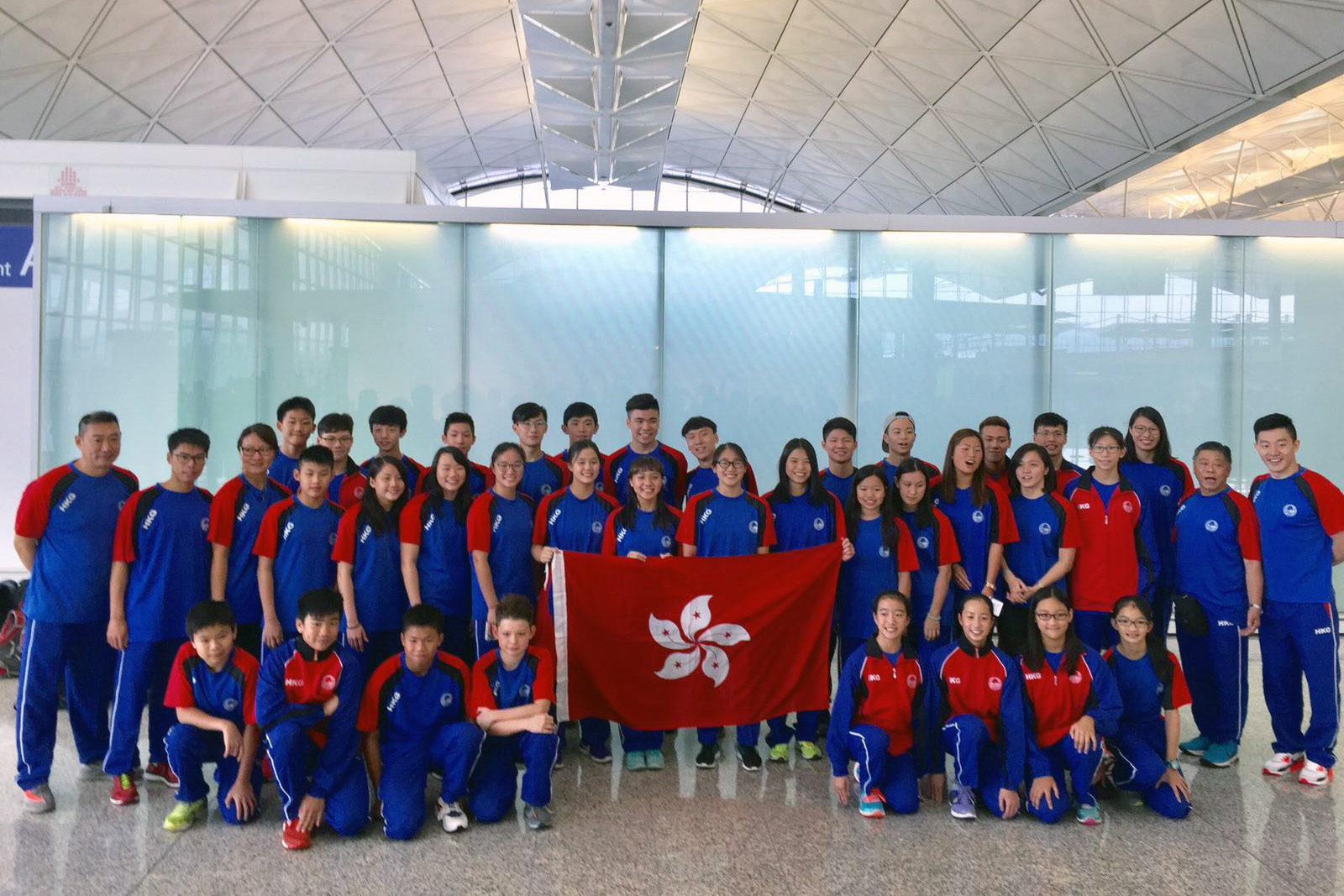 Win Tin Swimming Club - Taiwan Age Group Swimming Championships 1
