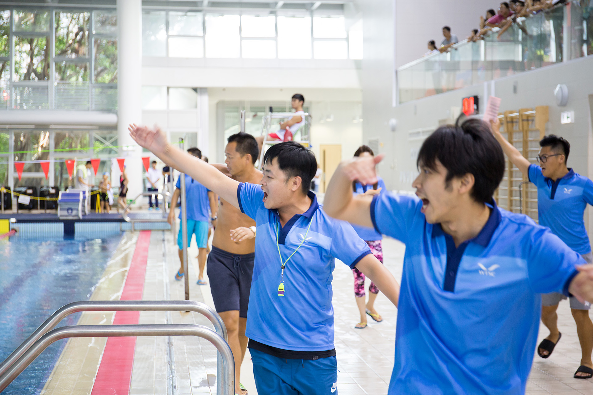 Win Tin Swimming Club - 28th Annual Swimming Gala 3