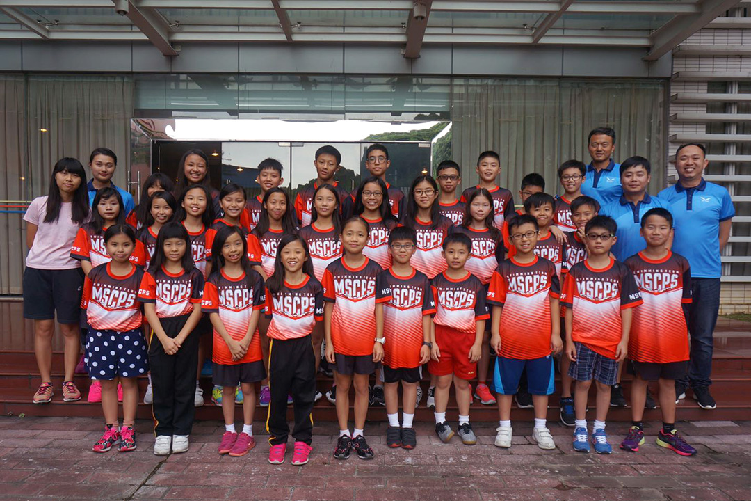 Win Tin Swimming Club - 2017 Q3 news feature 6