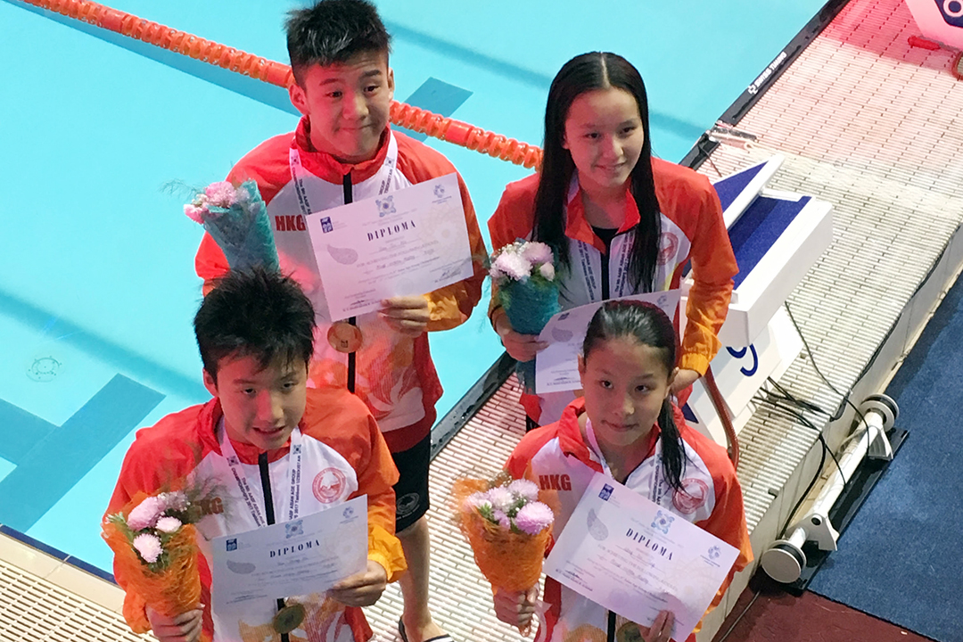 Win TIn Swimming Club - 9th AAG 3
