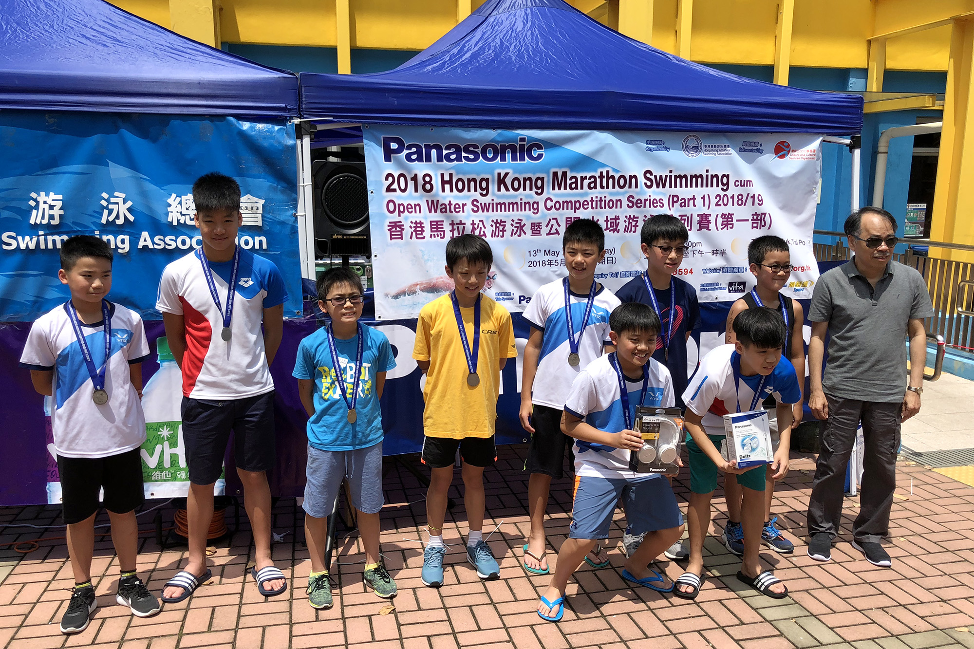 Win Tin Open Water Part I 2018 - 1