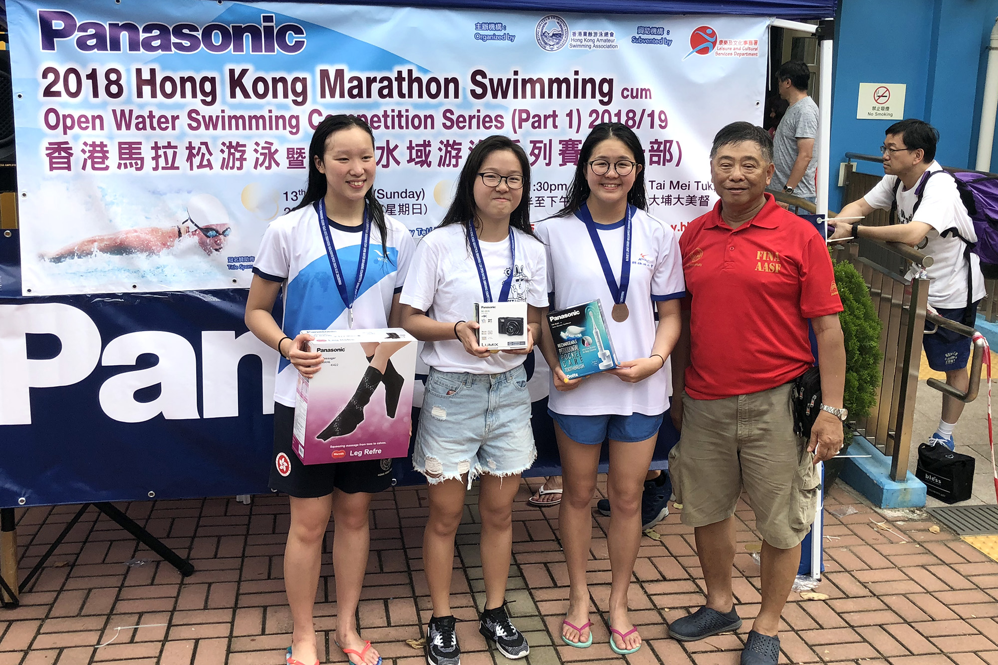 Win Tin Open Water Part I 2018 - 2