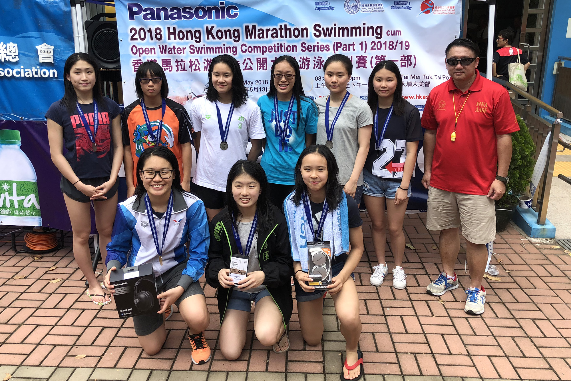Win Tin Open Water Part I 2018 - 5