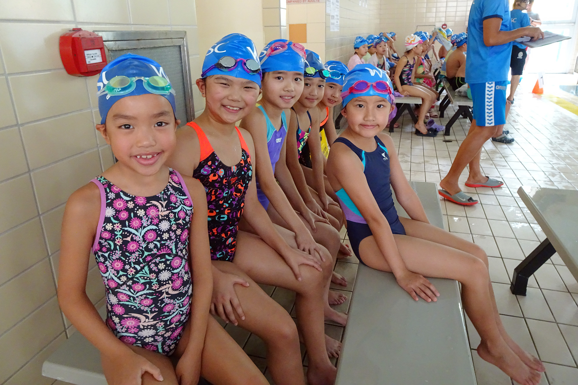 Win Tin Swimming Club - Little Swimming Gala Oct 2018 1
