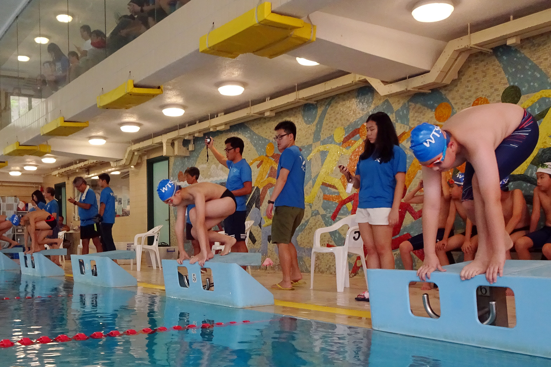 Win Tin Swimming Club - Little Swimming Gala 5
