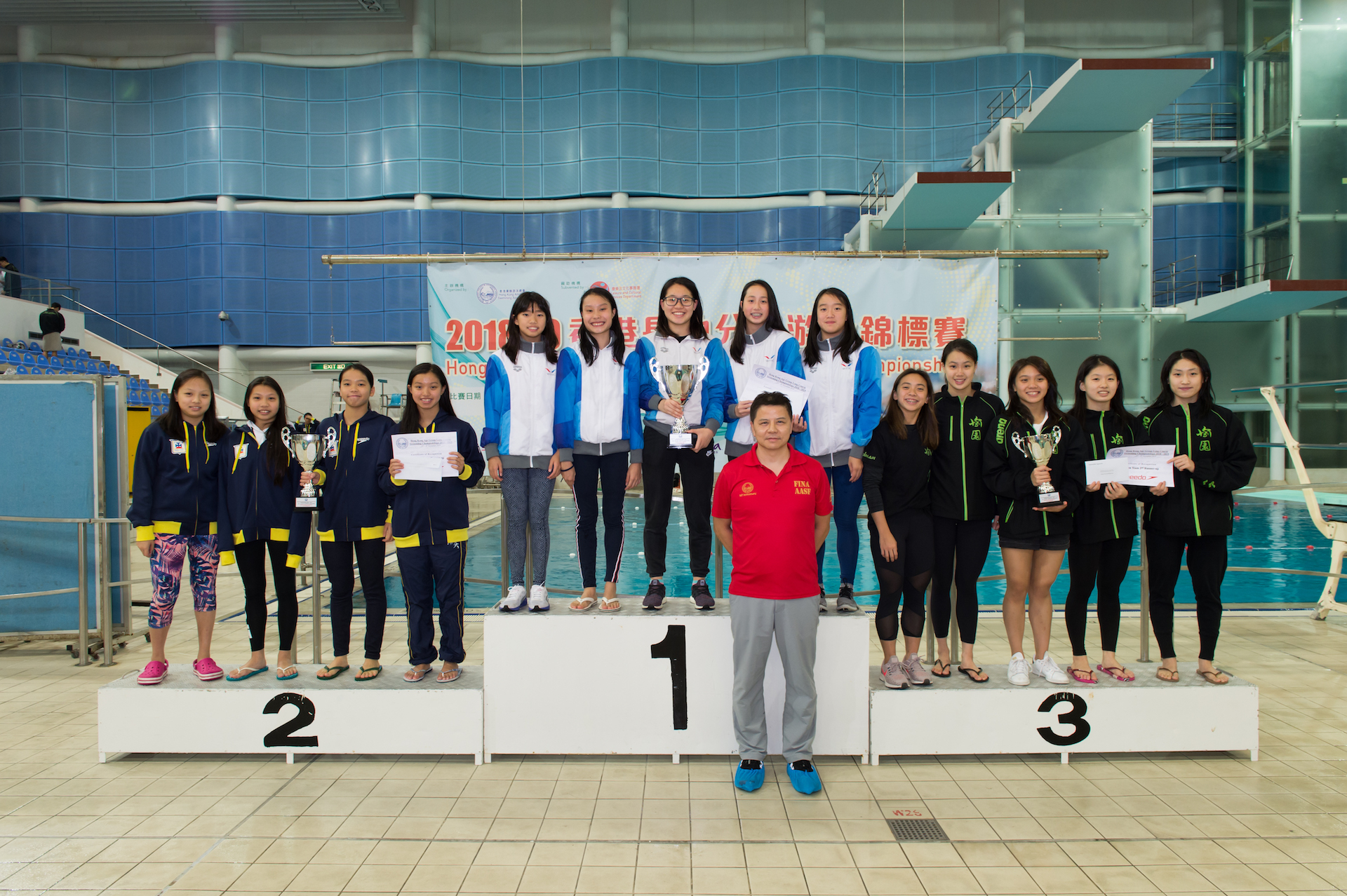Win Tin Swimming Club - 2018 LCC 3