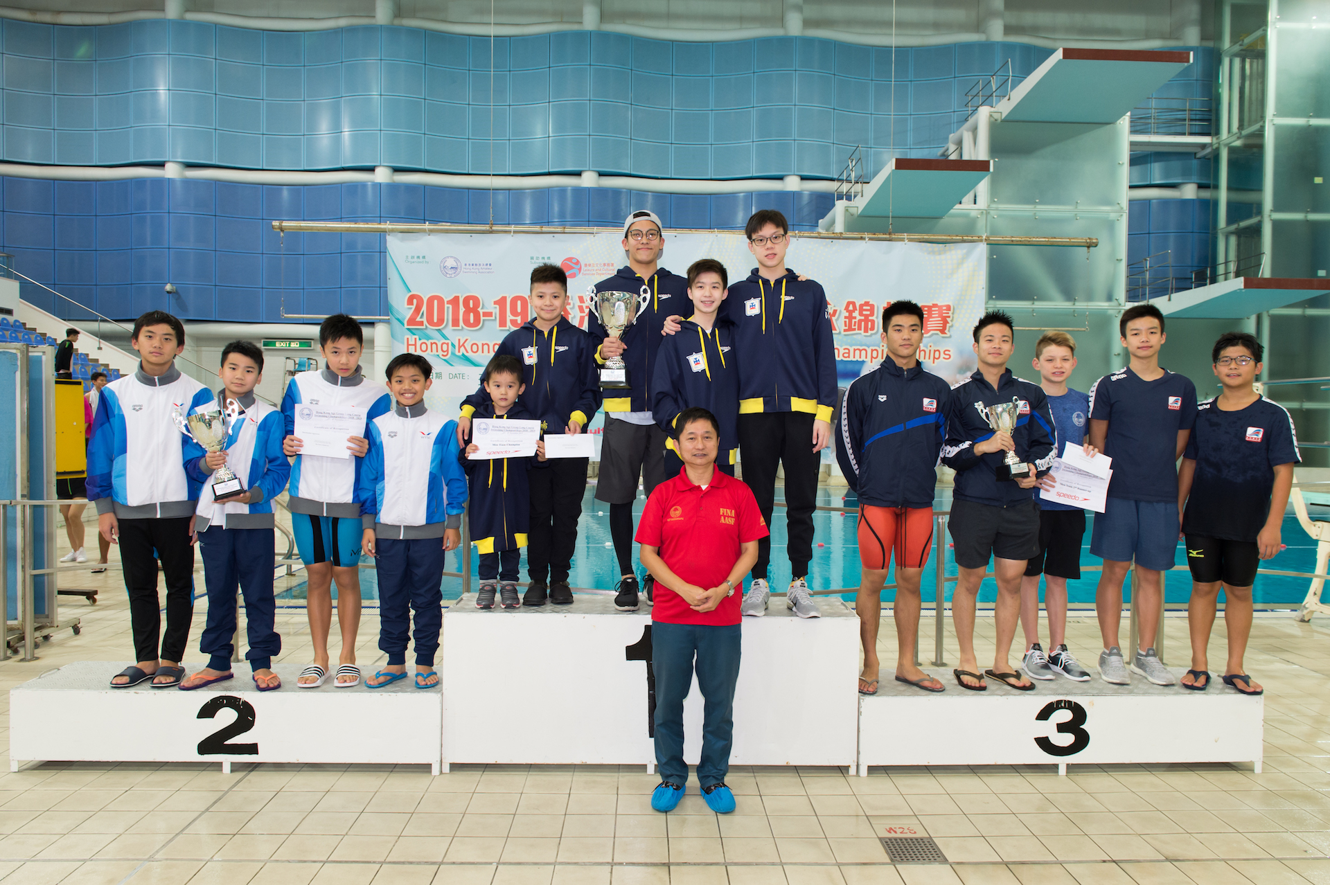 Win Tin Swimming Club - 2018 LCC 5