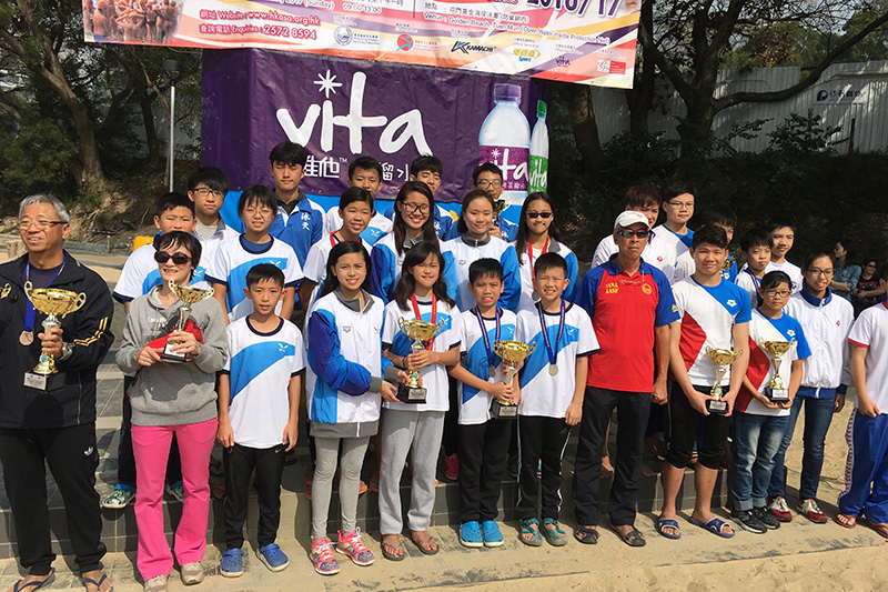 Win Tin Swimming Club - 2016-17 Open Water Part 2 Club Championship