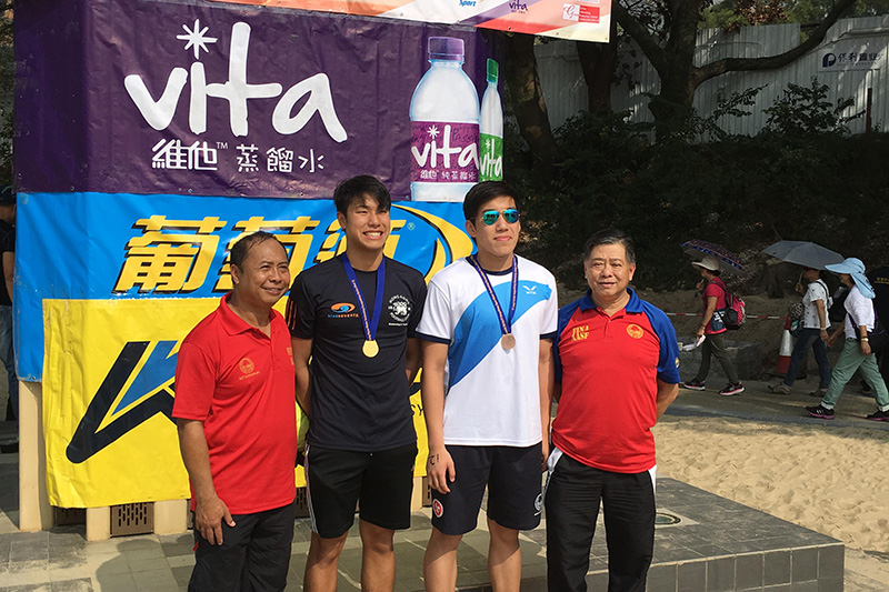 Win Tin Swimming Club - Tse Tsz Fung