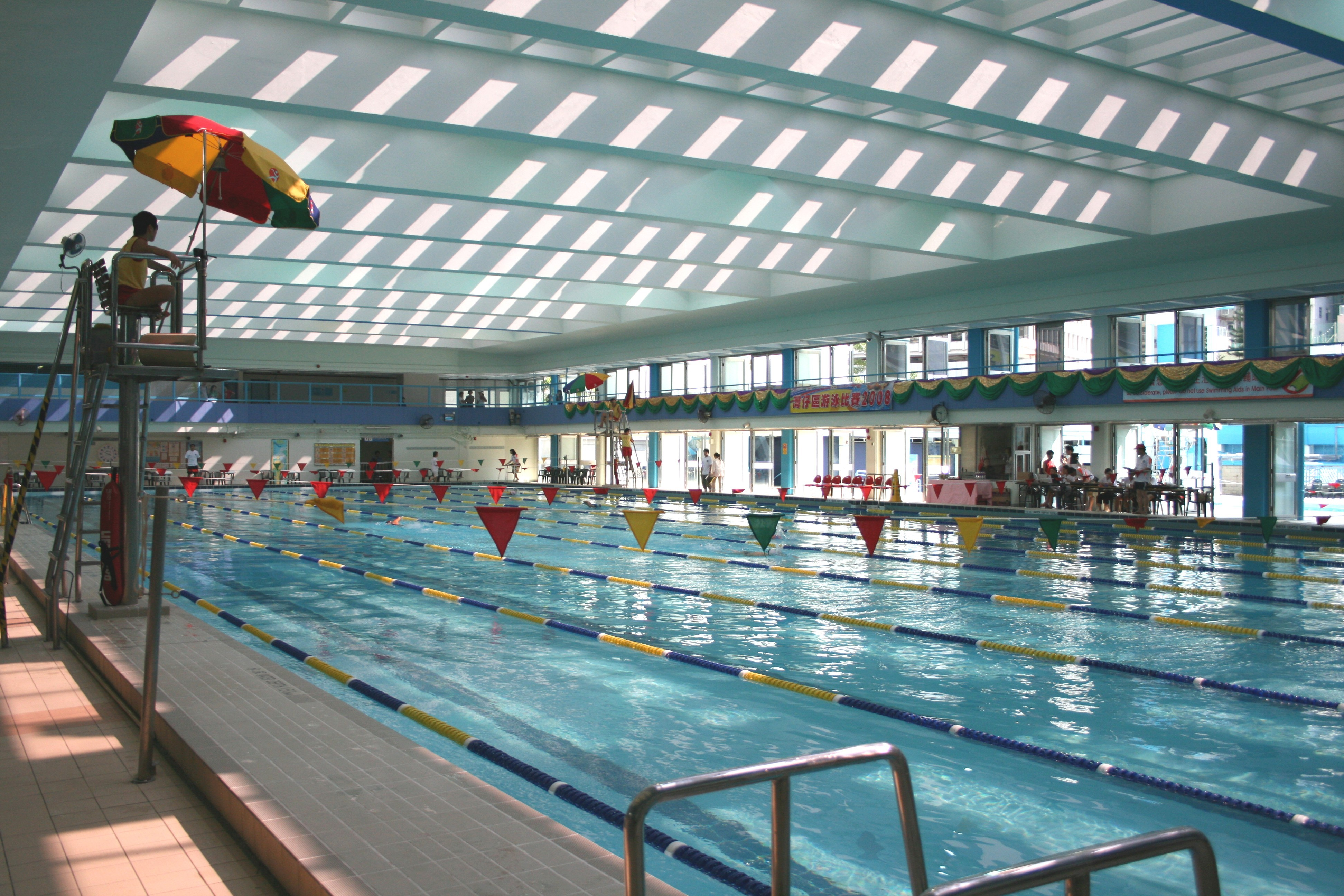 for Park road swimming pool opening times