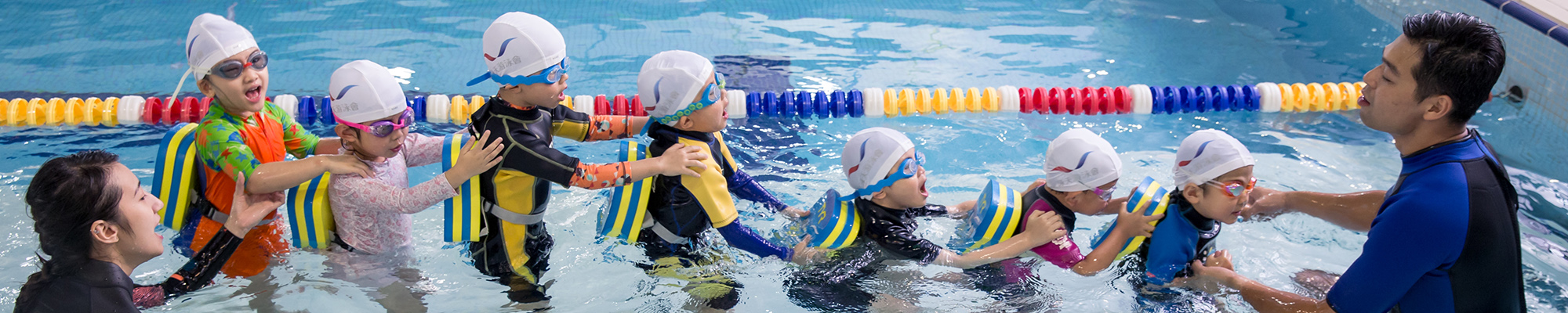 Win Tin Swimming Club - Summer Course 1