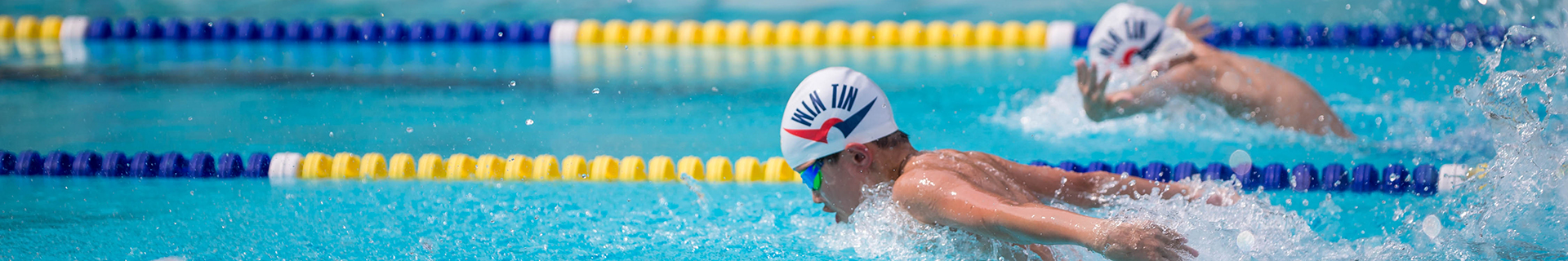 Win Tin Swimming Club - 27th Swimming Gala 1